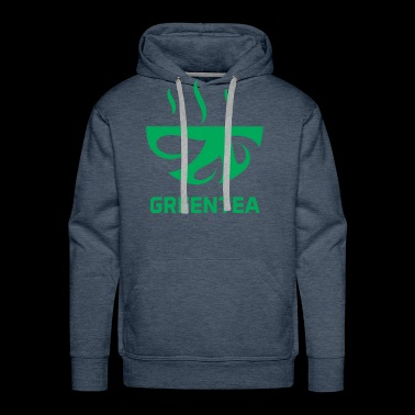 Green Tea - Men's Premium Hoodie