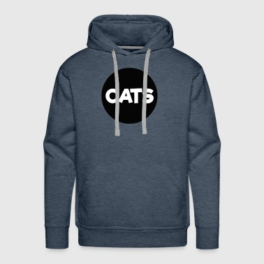 Cat Lover Tee 17 - Men's Premium Hoodie