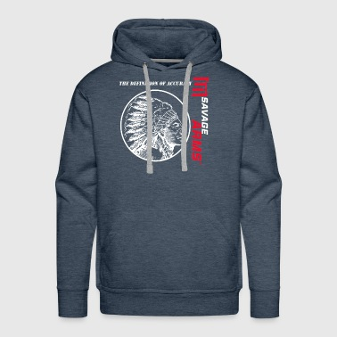 savage arms - Men's Premium Hoodie