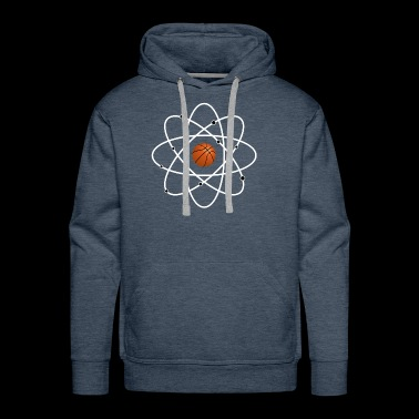 DNA Genetic Sport Basketball Streetball Atom - Men's Premium Hoodie