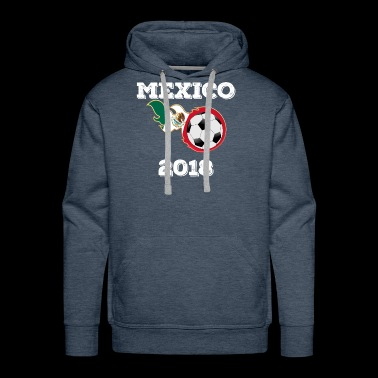 National Soccer Team World Flag Cup 2018 Shirts - Men's Premium Hoodie