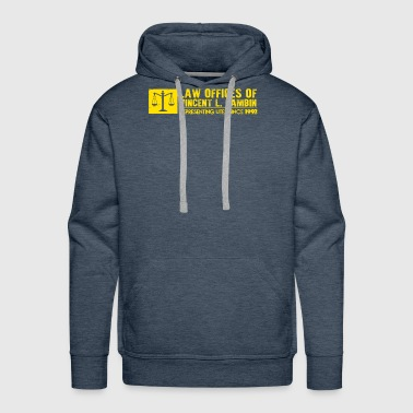 Law Offices of Vincent L. Gambini - Men's Premium Hoodie
