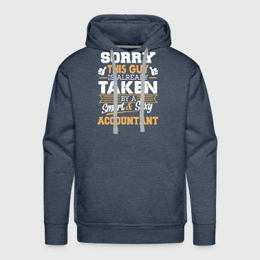 Accountant Shirt Cool Gift for Boyfriend - Men's Premium Hoodie
