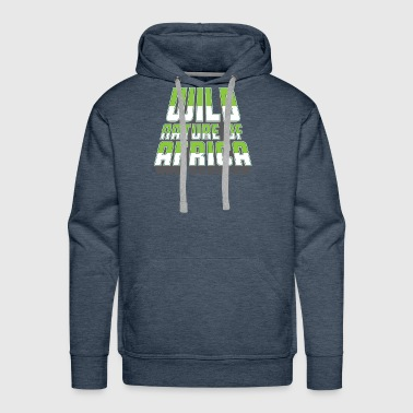 WILD NATURE OF AFRICA - Shirts & Gifts - Men's Premium Hoodie