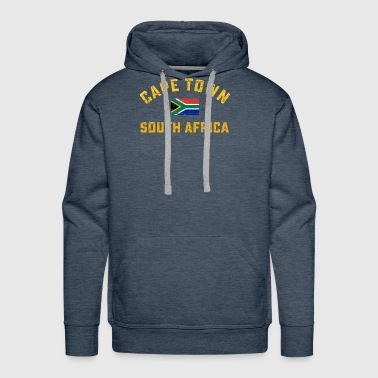 Cape Town South Africa tshirt - Men's Premium Hoodie