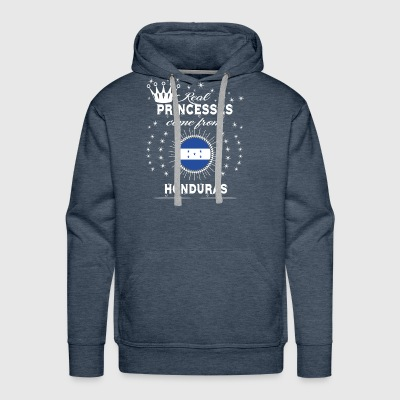 queen love princesses HONDURAS - Men's Premium Hoodie