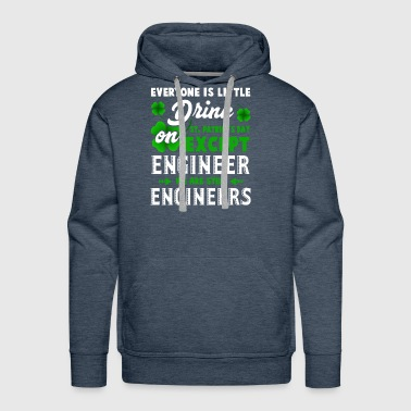 Best Gift Ideas For Engineer. - Men's Premium Hoodie