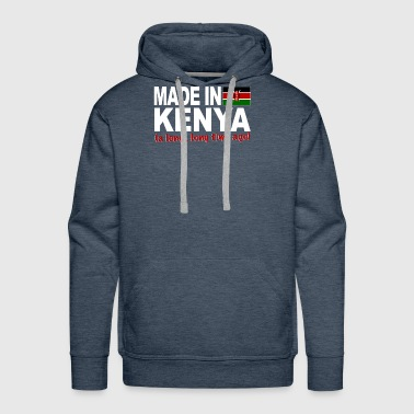 Made in Kenya a long long time ago - Men's Premium Hoodie