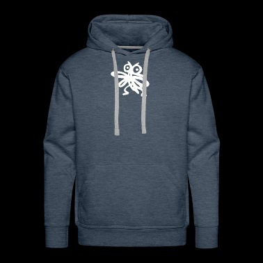 Funny and appealing creature 20 - Men's Premium Hoodie