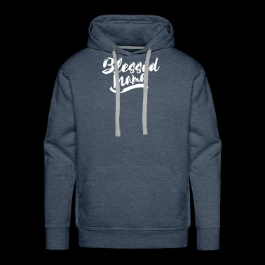 Happy Blessed Mama Mother's day - Men's Premium Hoodie