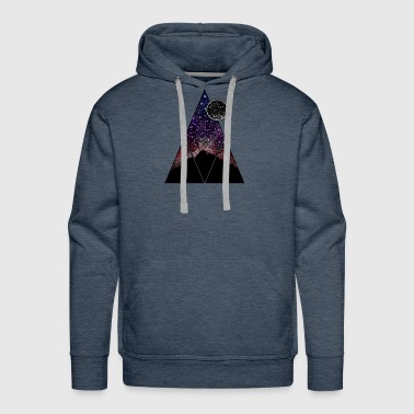 Montains Colors - Men's Premium Hoodie