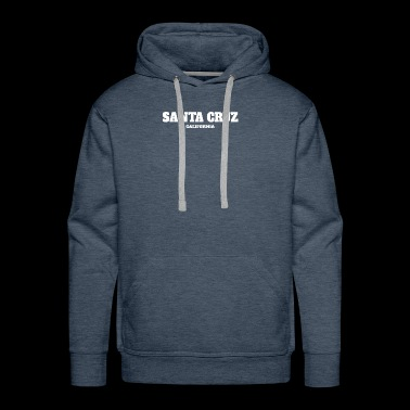 CALIFORNIA SANTA CRUZ US EDITION - Men's Premium Hoodie