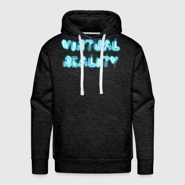 VIRTUAL REALITY (2015) - Men's Premium Hoodie
