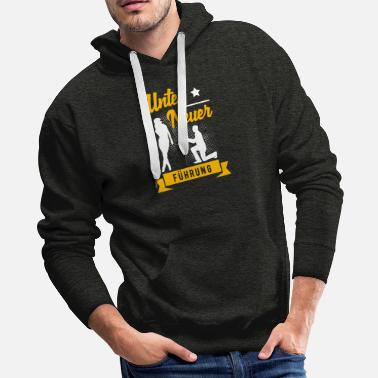 Stag Night Groom Wedding Marriage Stag night bachelor party - Men's Premium Hoodie