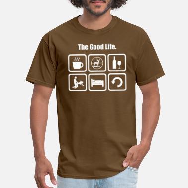 Comical Shirt Mens Papa Bird T-Shirt