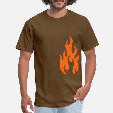 Passion flames 1 - Men's T-Shirt