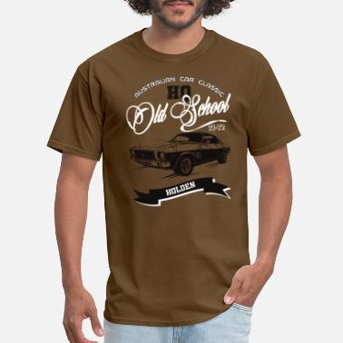 Aussie Car AUSSIE CLASSIC HQ - Men's T-Shirt