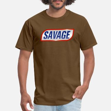 Snickers SAVAGE - Men's T-Shirt