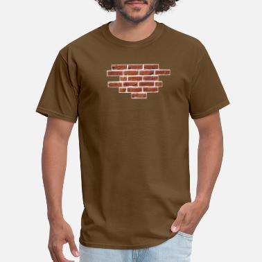 No Wall Wall - Men's T-Shirt