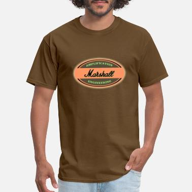 Marshall Amps marshal vintage - Men's T-Shirt