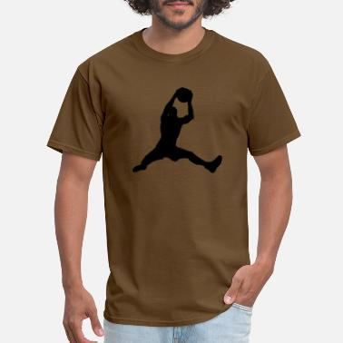 Rebound Basketball Rebound - Men's T-Shirt