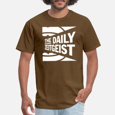Zeitgeist. The Daily Zeitgeist - Men's T-Shirt