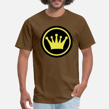 Crown crown - Men's T-Shirt