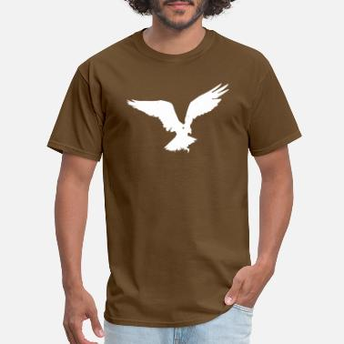 Griffin Griffin bird of prey eagle falcon hawk buzzard - Men's T-Shirt