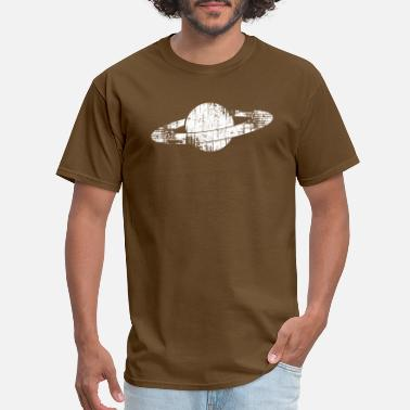 Fun Planet Planet - Men's T-Shirt