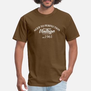 Specific Age Aged to perfection - Men's T-Shirt