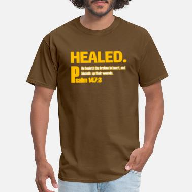 Healing healed - Men's T-Shirt
