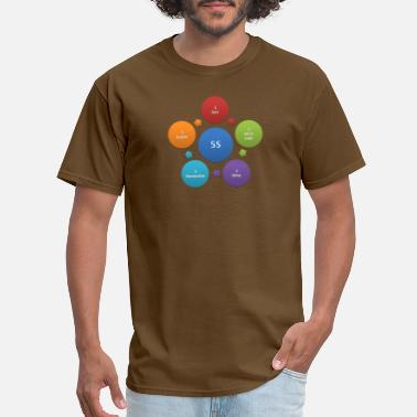 6b3500e7eb0d 5s 5S rules cool t-shirt - Men  39 s ...