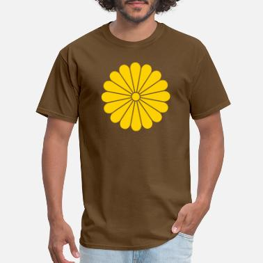 Traditional chrysanthemum - Men's T-Shirt