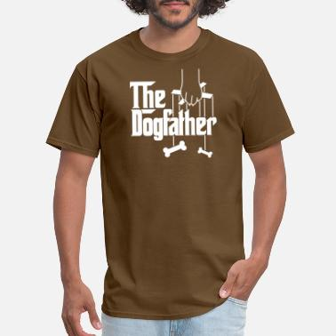 Dogfather the dogfather - Men's T-Shirt