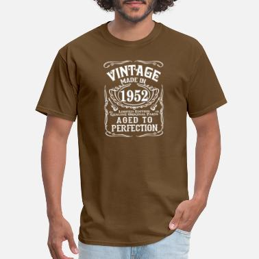 Vintage 1952 Original Parts Vintage Made in 1952 Genuine Original Parts - Men's T-Shirt