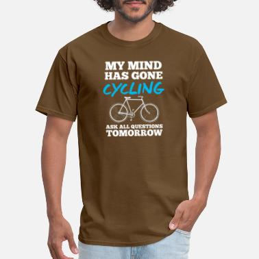 Ride Your Bike cycling mind - Men's T-Shirt