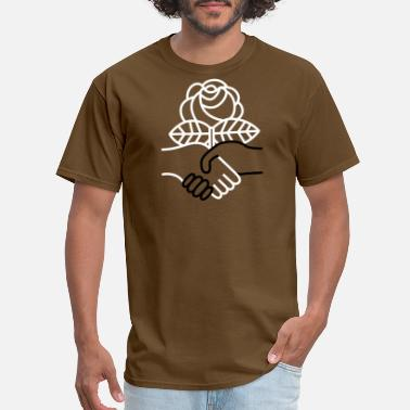 Parti Socialiste Democratic Socialists of America - Men's T-Shirt