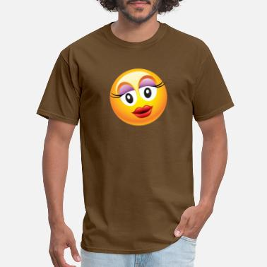 Surpreme Funny Lovely Emojii - Men's T-Shirt
