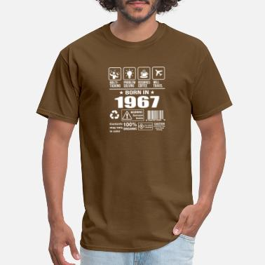 Born In 1967 Born In 1967 - Men's T-Shirt