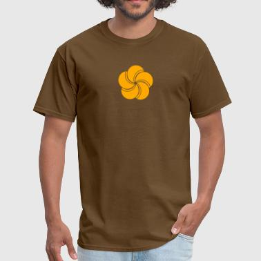 Eco flower - Men's T-Shirt