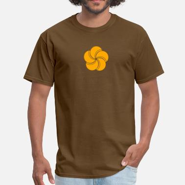 Asia flower - Men's T-Shirt