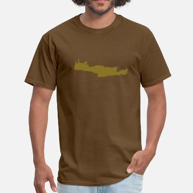 Greece Crete Crete - Greece - Men's T-Shirt