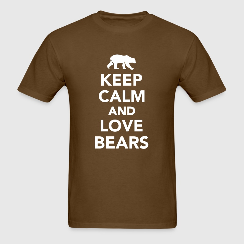 Bear - Men's T-Shirt
