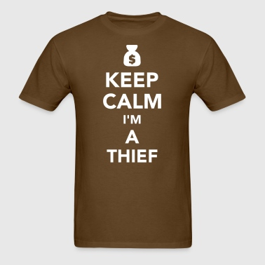 Thief - Men's T-Shirt