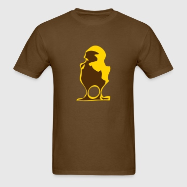 Chick - Men's T-Shirt