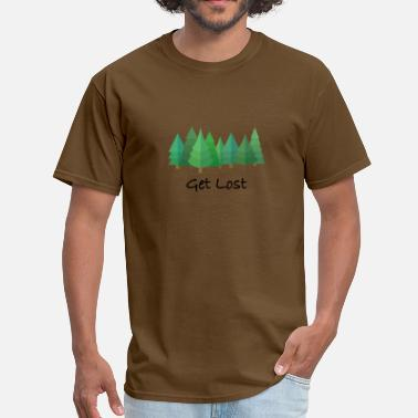 Get Lost - Men's T-Shirt