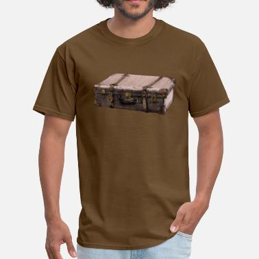 Vacanza suitcase - Men's T-Shirt