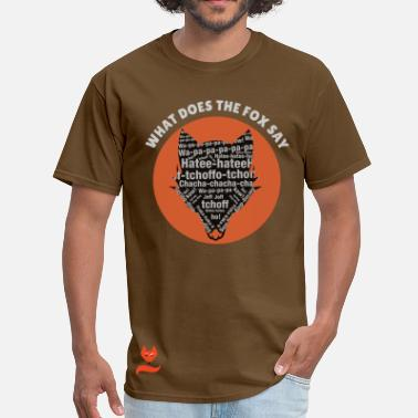 57ccda2673ab Ylvis The Fox Mr. Toot Ylvis What does the Fox say T-Shirts -