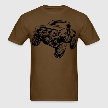 Truck Crawler - Men's T-Shirt