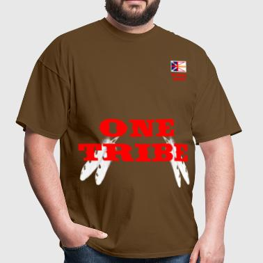 MI'KMAQ PROUD ONE TRIBE - Men's T-Shirt